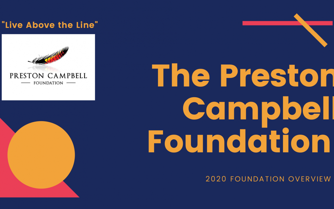 2020 Foundation Overview